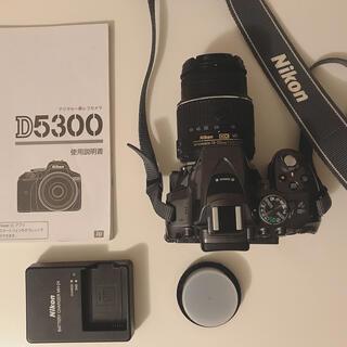 Nikon - Nikon D5300