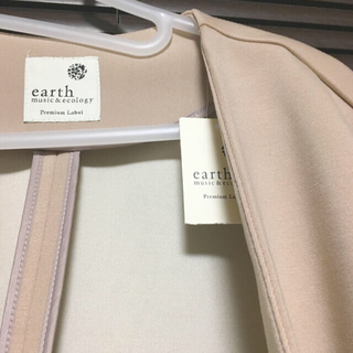 earth music & ecology - earth music&ecology  ロングコート