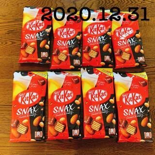 ネスレ(Nestle)のキットカット スナックス 8袋(菓子/デザート)