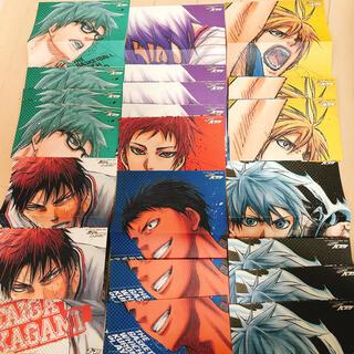 黒子のバスケ 夏コミ ポスター 非売品 豪華21枚セット(ポスター)