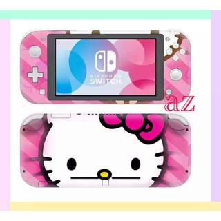 ニンテンドースイッチ(Nintendo Switch)の◎SALE◎ ハローキティ①  任天堂SwitchLite 保護スキンシール(その他)