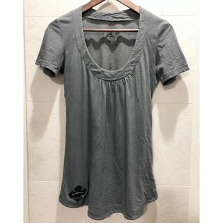 クロムハーツ(Chrome Hearts)のクロムハーツ Tシャツ チュニック カットソー(Tシャツ(半袖/袖なし))