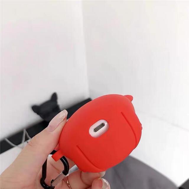 【あと3点】AirPodsProケース エアーポッズプロケース 送料無料 スマホ/家電/カメラのオーディオ機器(ヘッドフォン/イヤフォン)の商品写真