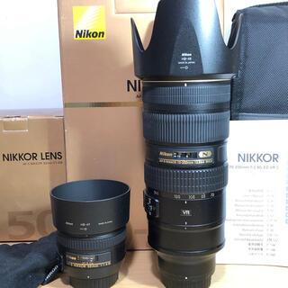 Nikon - ニコンAF-S 70-200VRⅡ & AF-S 50mm F1.4 2本セット