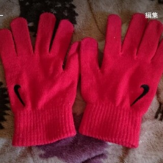 NIKE - 手袋
