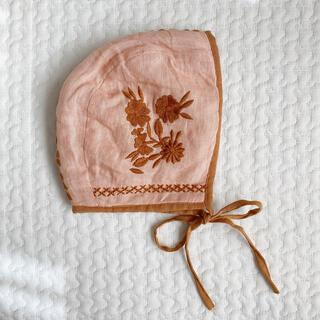 キャラメルベビー&チャイルド(Caramel baby&child )のdaisy様専用 Apolina ボンネット(帽子)