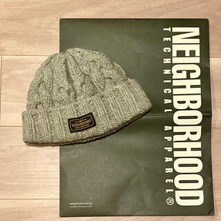 NEIGHBORHOOD - 送料込 Neighborhood 17AW Fisherman / W-CAP