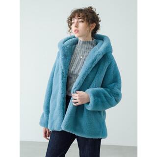Ron Herman - RHC ロンハーマン Eco Fur Coat エコファーコート