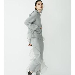 STUDIOUS - UN3RD スウェットスカート