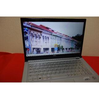 【超軽量!】NEC LaVie Z PC-LZ550MSS
