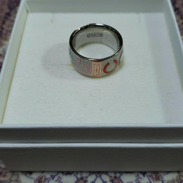 COACH(コーチ)のコーチ COACH リング 指輪 レディースのアクセサリー(リング(指輪))の商品写真