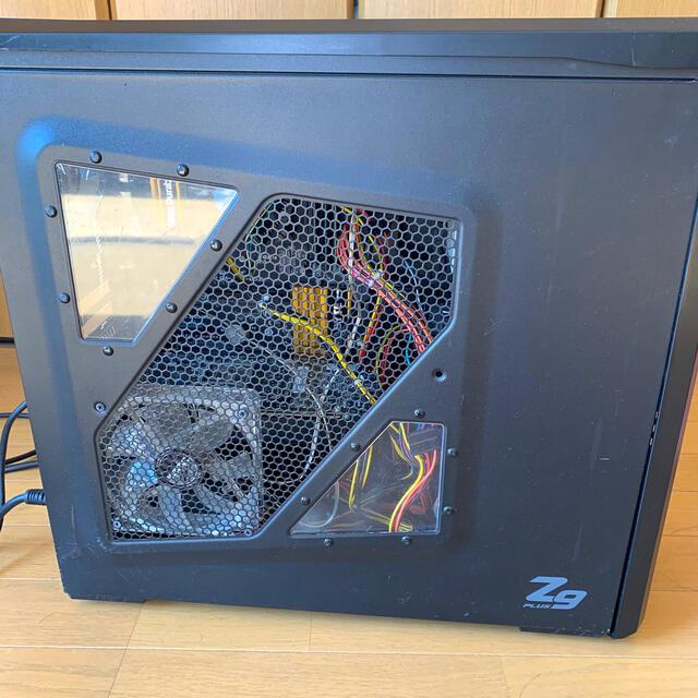 ゲーミングPC デスクトップ 自作PC スマホ/家電/カメラのPC/タブレット(デスクトップ型PC)の商品写真
