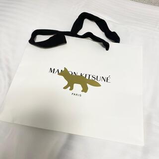 メゾンキツネ(MAISON KITSUNE')のメゾンキツネ  ショップ袋 ショッパー maison kitsune(ショップ袋)