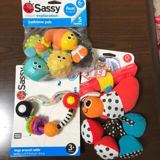 Sassy - 【全て新品未開封!!】Sassy 3点セット!