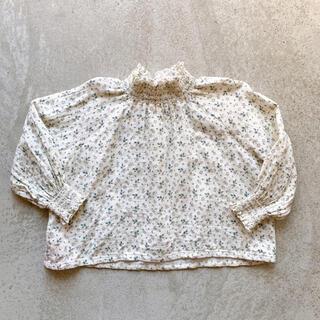 Caramel baby&child  - liilu  スモッキングブラウス 1/2y