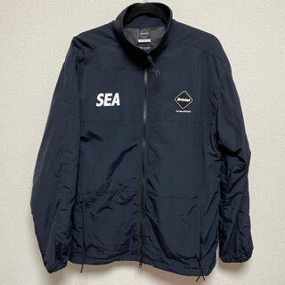 F.C.R.B. - WIND AND SEA × F.C.R.B practice jacket L