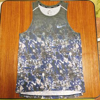 NIKE - ナイキ ランシャツ シングレット ドライフィット Sサイズ