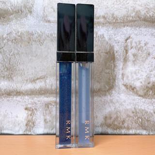RMK - RMK リップジェリーグロス 03ベビーブルー 11 ワンダーブルー 2本セット