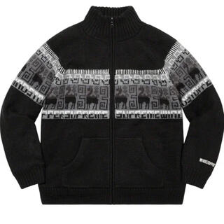 Supreme - Mサイズ Chullo WINDSTOPPER ZipUp Sweater 黒
