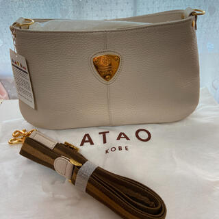 ATAO - お値下げ ATAO アタオ チヴィ アイビスホワイト