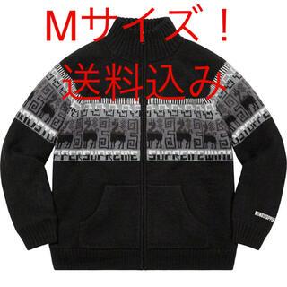 シュプリーム(Supreme)のChullo WINDSTOPPER® Zip Up Sweater (ニット/セーター)