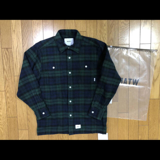 W)taps - wtaps 19aw union ls  descendant jungle