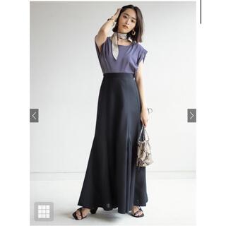 GRL - 近藤千尋着用 マキシフレアスカート