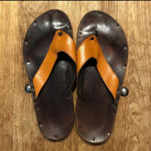 Maison Martin Margiela(マルタンマルジェラ)のJUTTA NEUMAN / PETRA 9 メンズの靴/シューズ(サンダル)の商品写真