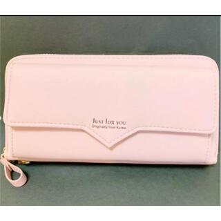 レディース 長財布♡薄ピンク桃色ベージュ