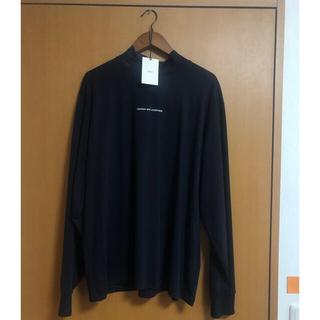 ワンエルディーケーセレクト(1LDK SELECT)のstein ハイネックカットソー NAVY(Tシャツ/カットソー(七分/長袖))