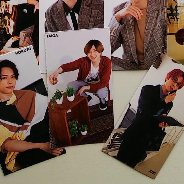 SixTONES 厚紙  エンタメ/ホビーのタレントグッズ(アイドルグッズ)の商品写真