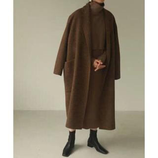 TODAYFUL - 38サイズ TODAYFUL オーバーチェックコート 正規品 コート