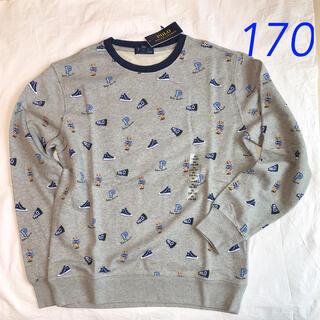 ポロラルフローレン(POLO RALPH LAUREN)のラルフローレン ポロベア コットンスウェット キッズXL/170(Tシャツ/カットソー)