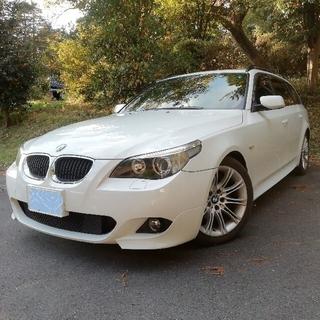 BMW - BMW 530i Mスポーツ ツーリング 車検付