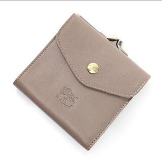 IL BISONTE - イルビゾンテ 財布 il bisonte 二つ折りガマ口付財布