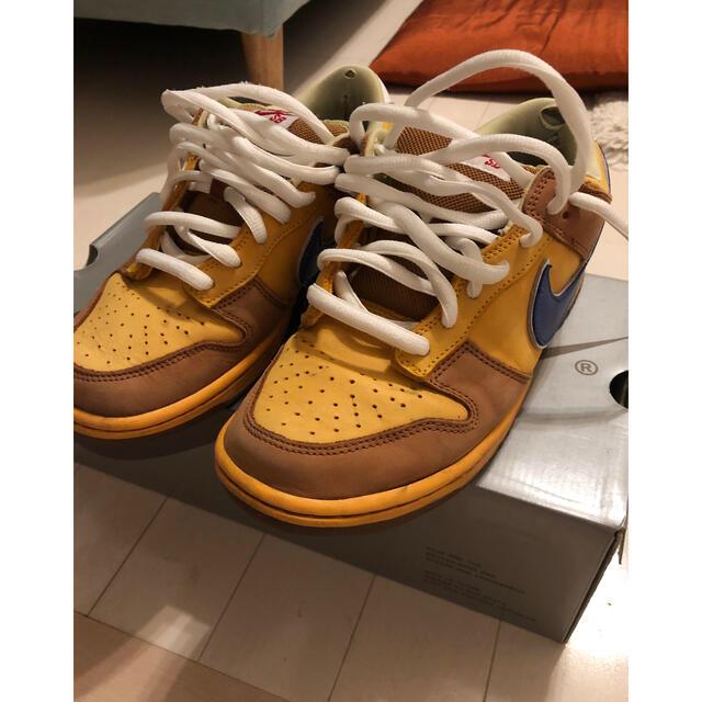 NIKE(ナイキ)のDunk low Premium Newcastle Brown Ale メンズの靴/シューズ(スニーカー)の商品写真