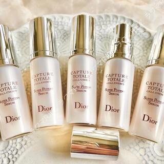Dior - 【現品超え✦35mL】カプチュールトータル セルENGYスーパーセラム 幹細胞