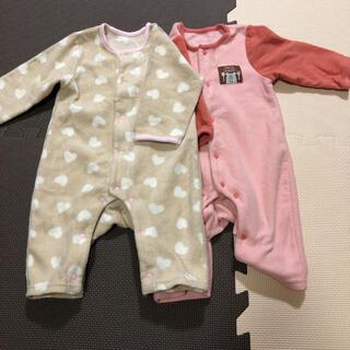 西松屋 - ロンパース 秋冬用 パジャマ
