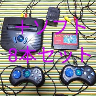 ファミリーコンピュータ(ファミリーコンピュータ)のふぁみ魂家郎 ソフトセット(家庭用ゲーム機本体)