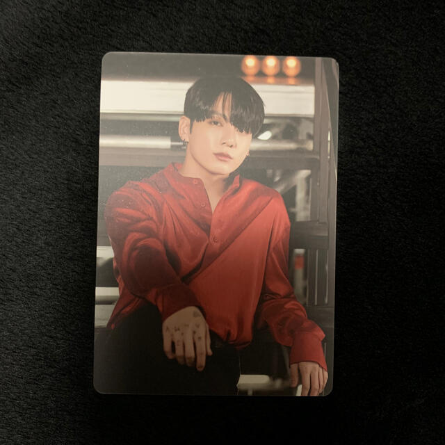 防弾少年団(BTS)(ボウダンショウネンダン)のグク ミニフォト エンタメ/ホビーのCD(K-POP/アジア)の商品写真
