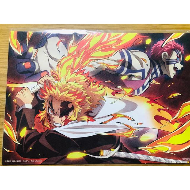 ☆劇場版☆鬼滅の刃 イラストカード エンタメ/ホビーのコレクション(ノベルティグッズ)の商品写真