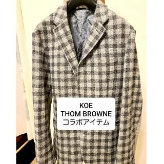 トムブラウン(THOM BROWNE)のkoe THOM BROWNE コラボ セットアップMsize(セットアップ)