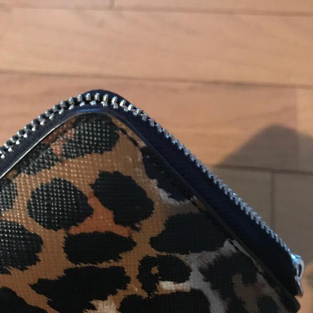 COACH(コーチ)のコーチ 長財布 オセロット レオパード  レディースのファッション小物(財布)の商品写真
