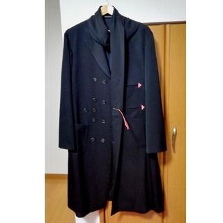 Yohji Yamamoto - yohji yamamoto POUR HOMME コート ヨウジヤマモト