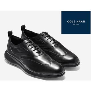 Cole Haan - 新品 27.5cm コールハーン 50,760円 オックスフォード レザー 黒靴