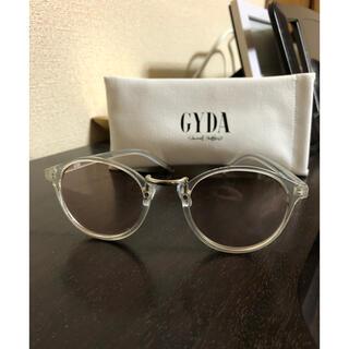 ジェイダ(GYDA)のカラーサングラス GYDA(サングラス/メガネ)