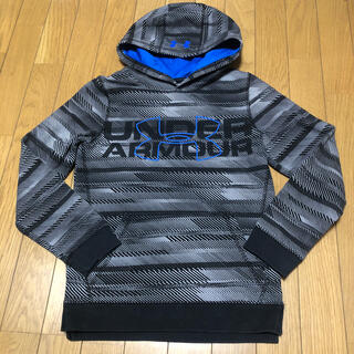 UNDER ARMOUR - UNDER ARMOUR  パーカー 150