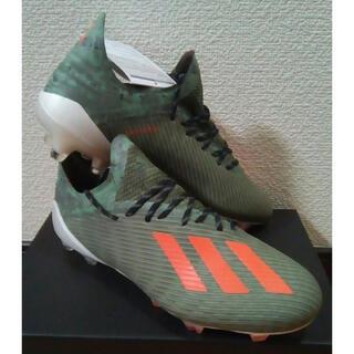 アディダス(adidas)の新品未使用 エックス19.1FG 27cm  EF8296(シューズ)