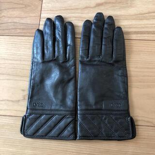 INED - [美品] INED  レディース レザー手袋 革手袋