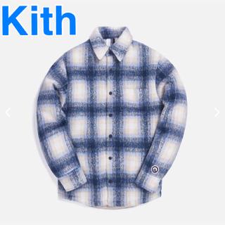 Supreme - Kith winter 2020 Jacket 裏ボア ジャケット 青